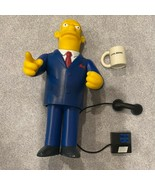 Simpsons Super Intendent Chalmers World of Springfield Interactive Figure - $14.80