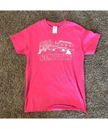 Pike Place Market Seattle Pink T-Shirt Men's Size Small - $6.92