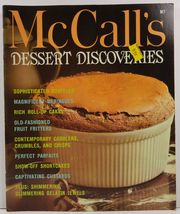 McCall's Dessert Discoveries by Food Editors of McCalls - $3.99