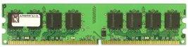 Kingston Value Ram 1GB 400MHz DDR2 Non-ECC CL3 Dimm Desktop Memory - $19.79