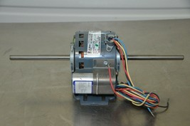 GE Motors / 5KCP29CK 6371AS / 70556328 / 1/20 HP 277V 1525 RPM Dual Shaft Motor  - $292.05