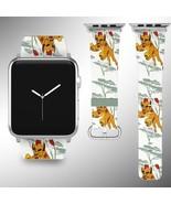The Lion King Simba Apple Watch Band 38 40 42 44 mm Disney 1 2 3 4 Wrist Strap - $24.99 - $27.99