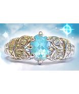 HAUNTED RING MASTER CIRCLE OF LIGHT MAGICK ILLUMINATED WORLD 7 SCHOLAR - $397.77