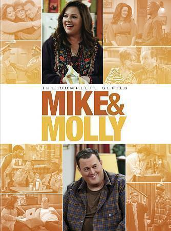 Mike and molly complete series 1 6
