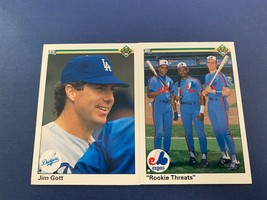 1990 UPPER DECK #701-800 BASEBALL CARDS - YOU PICK - $0.99