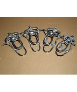 Dental Articulator Full Arch Lot Of 4 Used Vintage - $1.00