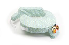Breastfeeding Support Pillow Baby Feeding Cushion Rest Nursing Back Kit NEW - $59.82