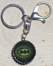 Batman Logo Coke Sprite Diet pepsi & more Soda beer cap Keychain image 2