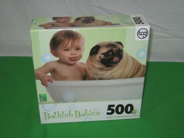 Sure-Lox Brand 500 Piece Puzzle Bathtub Babies - $9.46
