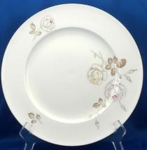 "Johann Haviland Sweetheart Rose Dinner Plate 10.25"" White w Pink Yellow ... - $9.90"