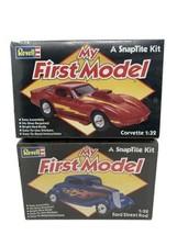 Revell My First Model Lot - Corvette & Ford Street Rod 1:32  - $29.02