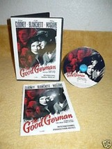 The Good German CD-ROM digital press kit & production notes (not the DVD... - $17.50