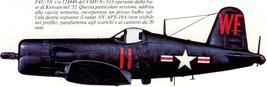 1/144 scale Resin Model Kit Vought F4U Corsair Black Nightfighter Korea - $12.00