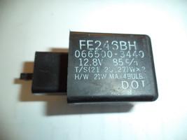'96 XVZ13 XVZ1300 FJR1300 FZ6R Relay Flasher Signal Yamaha - Vgc! - $24.75