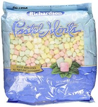 By Brand, Company, Character Franklin Mint Richardson Pastel Mints 4lbs Bag - $20.10