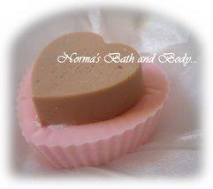 heart chocolate soap, valentines, valentine soa... - $5.00
