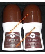 2 Avon Wild Country AntiPerspirant Deoderant 1.7oz - $3.00