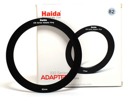 Haida 77mm Lens Adapter Ring for 100 Series Filter Holder - $20.70