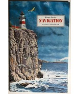 NAVIGATION with stamps intact (1960) Nelson Doubleday Science Service SC - $9.89