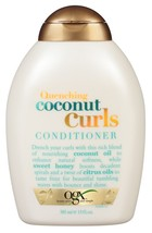 Ogx Conditioner Coconut Curls 13 Ounce (384ml) (6 Pack) - $64.30