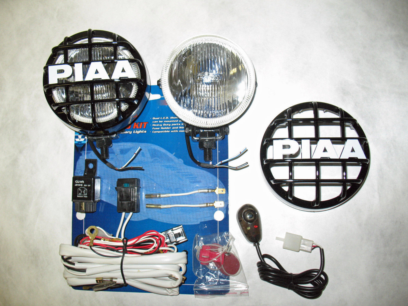 Polaris Ranger Rzr Piaa 510 Lamp Bar Atp And 50 Similar Items Fuse Box Star White Driving Lights Kit