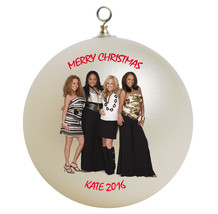 Personalized Cheetah Girls Christmas Ornament Gift - $24.95