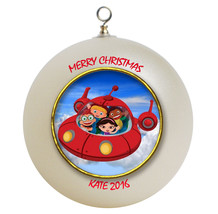 Personalized Little Einstiens Christmas Ornament Gift #2 - $16.95