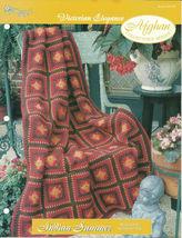 Needlecraft Shop Crochet Pattern 962350 Indian Summer Afghan Collectors ... - $4.99
