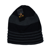 All Black Unisex Men/Women Winter Beanie Different Styles to Choose From!!! - $6.79+