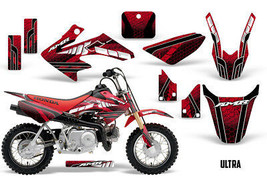 Dirt Bike Graphics Kit Decal Wrap For Honda CRF50 CRF 50 2004-2013 ULTRA... - $94.01