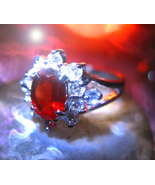Haunted ring CIRCLE OF LIGHT HIGHER POWER MALE ... - $337.77
