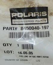 Polaris 8450040197 Quarter Inch Black Fuel Line 30R7 197CM image 3