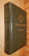 The Living Bible Paraphrased 1981 Hard Cover - $12.55