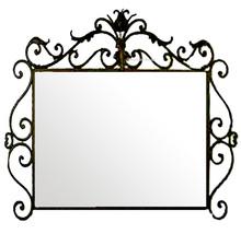 Iron Mirror - $140.00