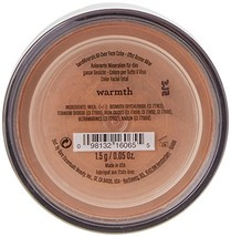 Makeup Face Bare Minerals All Over Powder Color Warmth 005 Ounce 50466 w... - $24.42