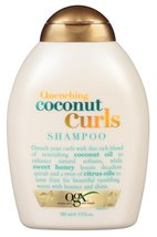 Ogx Shampoo Coconut Curls 13 Ounce (384ml) (6 Pack) - $64.30