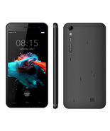 "homtom ht16 black 1.3ghz quad core 5.0"" hd screen android 6.0 3g smartphone - $89.99"