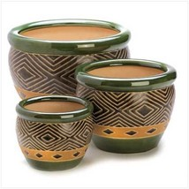 Jade Planter Trio - $49.08