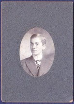 S. Paul Townsend Antique Cabinet Photo - $17.50