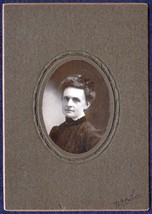 Mary Miller Antique Cabinet Photo - McCahore Studio (sp?) - $17.50