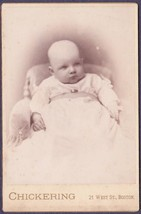 Ethel Alona Nicholson Cabinet Photo - Boston, Massachusetts - $17.50