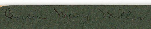 Mary Miller Antique Cabinet Photo - McCahore Studio (sp?)