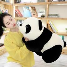 1PC Lovely Baby Big Giant Panda Bear Plush Stuffed Animal Doll Panda Animals Toy image 1