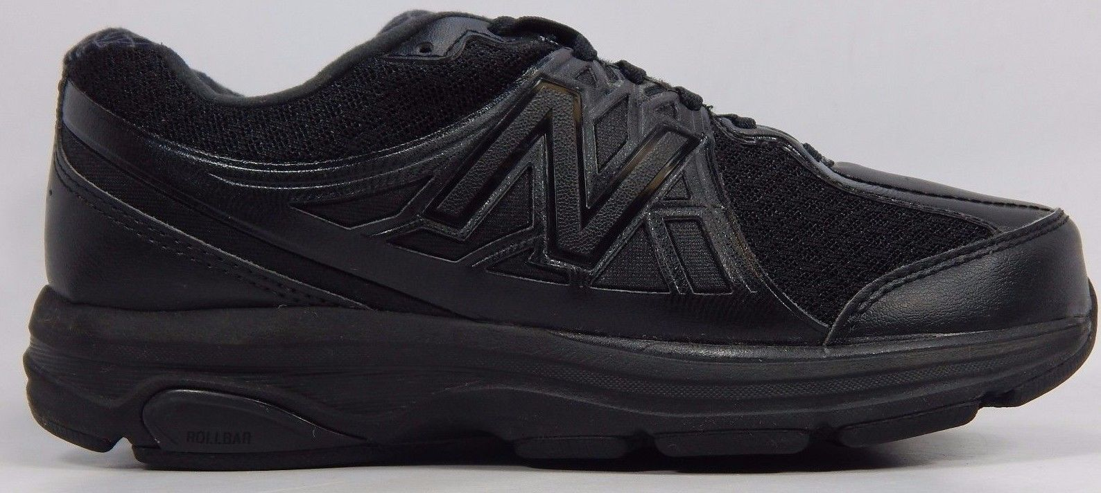 New Balance 847 v2 Women's Walking Shoes Size US 5.5 M (B) EU 36 Black WW847BK2