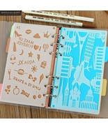 KEVIN&SASA CRAFTS® Laser Cut Bullet Journal Accessory Notebook Quality Set - $3.88