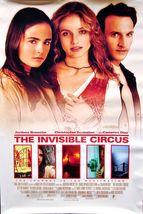 1999 THE INVISIBLE CIRCUS Movie POSTER 27x40 Cameron Diaz Jordana Brewster - $19.99