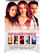 1999 THE INVISIBLE CIRCUS Movie POSTER 27x40 Cameron Diaz Jordana Brewster - $29.99