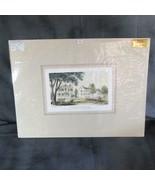 Ca 1859 NYC Houses on Murray Hill Lexington & 37th  Katherine Ebert Prov... - $36.47