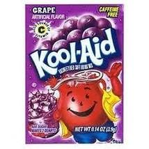 Kool-Aid Drink Mix Grape 10 count - $3.91