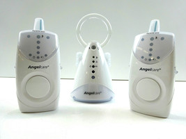 Angelcare AC605 Movement and Sound Monitor with 2 Parent Units and Night... - $64.34